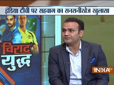 Missed out on India coach's job for lack of 'setting': Virender Sehwag to India TV