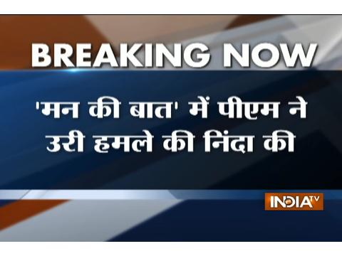 Channelise your anguish over Uri attack to do something constructive: PM Modi