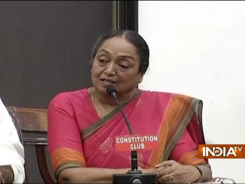 All MPs appreciated my style of functioning, none alleged I was biased says Meira Kumar