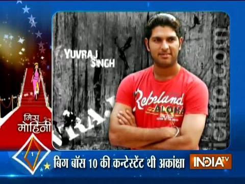 Ex-Bigg Boss contestant Akanksha Sharma puts domestic violence allegations on Yuvraj Singh