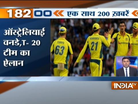 Top Sports News | 19th August, 2017