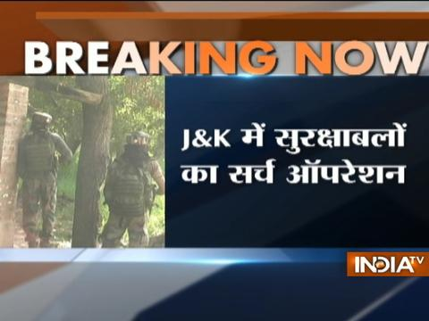 J&K: Massive search operation launched in 9 villages of Shopian