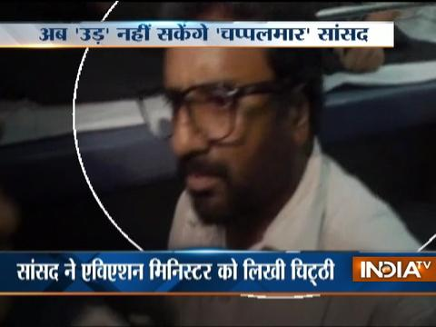 Barred from flying by all airlines, Shiv Sena MP Ravindra Gaikwad forced to travel by train