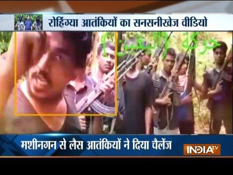 Video: Rohingya militants swear to launch a major attack