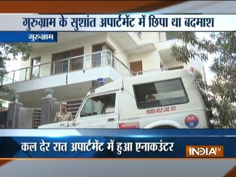Jharkhand criminal with Rs 5 lakh bounty on his head arrested from Gurugram