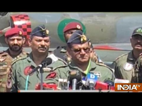 Pak aircraft sighted at Siachen