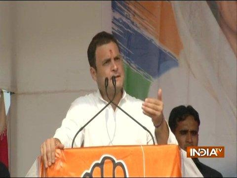 Talking about China and Pakistan during Gujarat Election is of no use: Rahul Gandhi