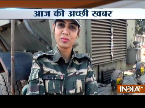 Meet CRPF's woman officer Usha Kiran posted in naxal area