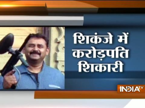 Retd. Colonel's residence raided in Meerut, 1 cr cash, animal skin-organs and arms recovered