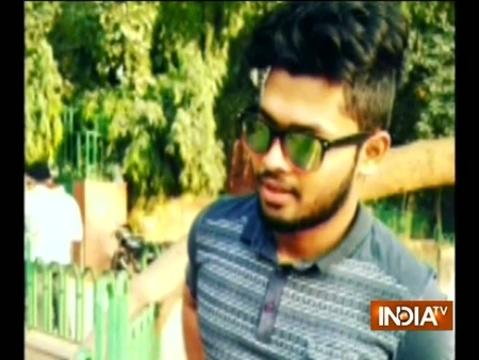 Speeding car runs over B-tech student in Noida