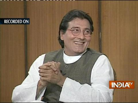 Vinod Khanna talks about his role as a father