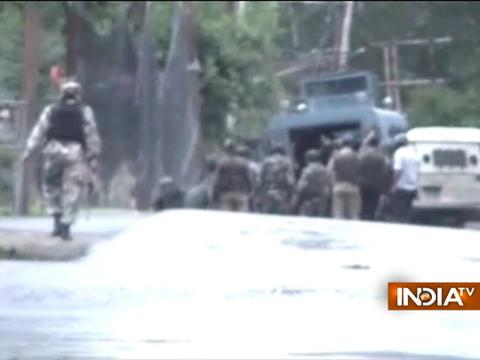 Four militants killed as they attack CRPF camp at Sumbal in Bandipora district of J&K