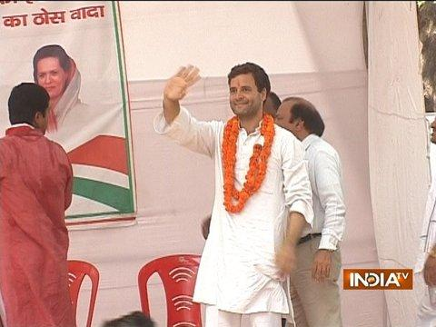 Rahul Gandhi to start campaign from Porbandar today