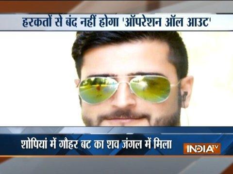 BJP youth leader killed by militants in J&K's Shopian