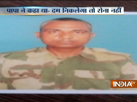 Another BSF Constable Jitendra Kumar Martyred After heavy shelling by Pakistan
