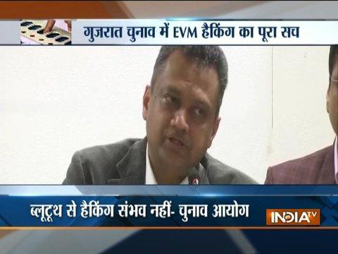Congress complains of EVM 'tampering' via bluetooth, EC orders probe