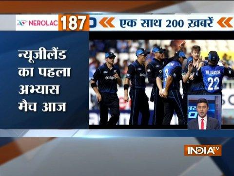 Top Sports News   17th October, 2017