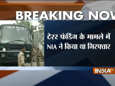 Terror Funding Case: NIA arrests 7 separatists, including Geelani's son-in-law