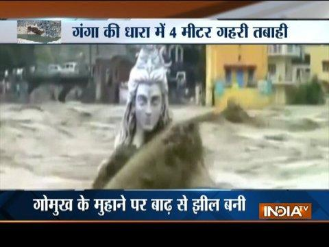 Gangotri may face Kedarnath like disaster