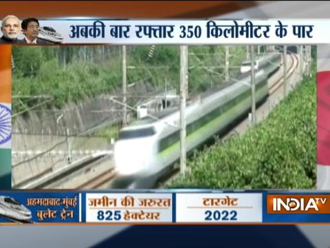 India TV travels from Mumbai to Ahmedabad to know Passengers reaction on Bullet train project