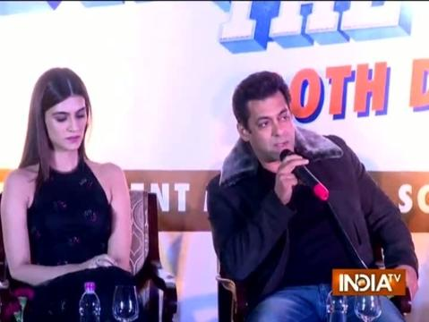 'Never thought actors like Vinod Khanna and Shashi Kapoor will leave us alone'- Salman Khan