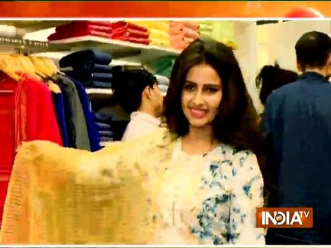 SBAS: Shivani Tomar goes for Diwali shopping