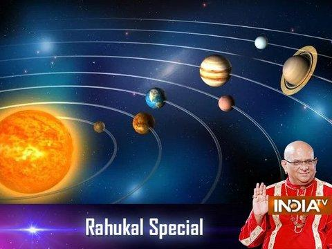 Plan your day according to rahukal   19th October, 2017