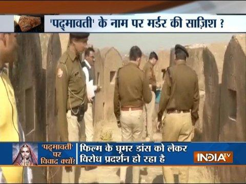 Body found hanging at Nahargarh Fort in Jaipur identified as Chetan Saini