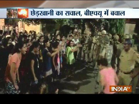 BHU tense, breaks early for Dussehra after police crackdown on protesting students