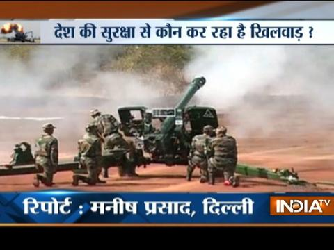 Indian Army ammunition won't even last 10 days in event of a war : CAG reports