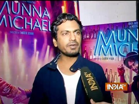 Munna Michael: Nawazuddin Siddiqui tells how he felt dancing for the first time on camera
