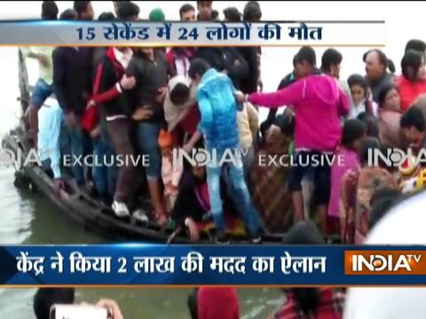 Patna Boat Accident: As death toll mounts to 24, video suggest over-crowded