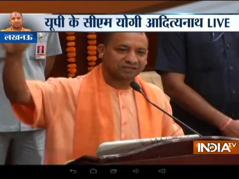 5 lakh more doctors required in UP as of now says CM Yogi Adityanath on his KGMU visit