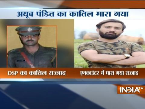 Jammu and Kashmir: Hizbul militant Sajad Ahmad Gilkar killed in Budgam encounter