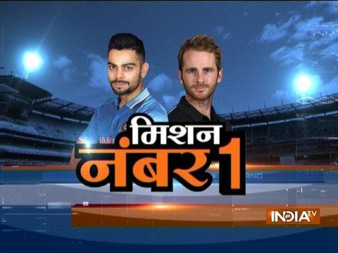 IND vs NZ, 1st ODI: India opt to bat in Virat Kohli's 200th ODI, Manish Pandey makes way for Dinesh Karthik