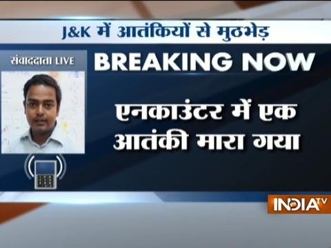 J&K: 1 terrorist killed in encounter with security forces in Kulgam