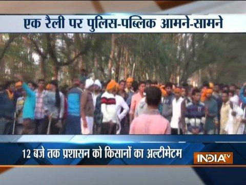 Internet services ban in Haryana's Jind post clash between villagers and police