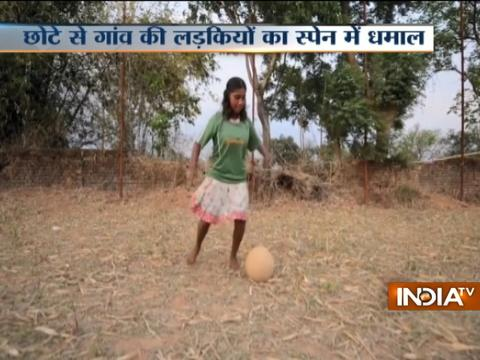 Aaj Ki Baat Good News: How girls transforming their lives through football in Jharkhand