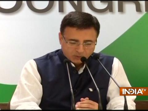 Congress attacks PM Modi, says he is taking all credit for work initiated by the UPA