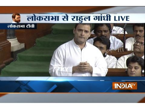 Rahul Gandhi attacks Modi govt over price rise