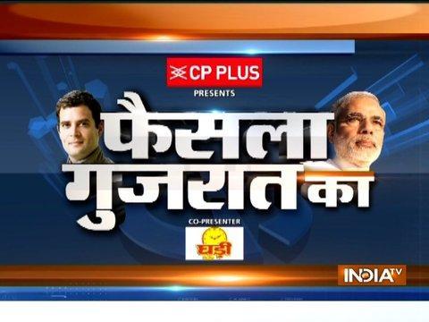 Faisla Kursi Ka: Gujarat BJP president on Modi meme controversy