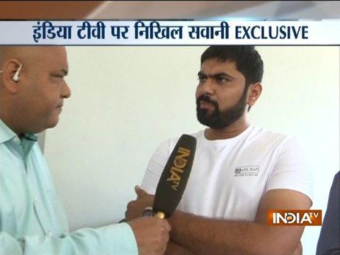 Promises on which i had joined BJP is not fulfilled yet : Nikhil Savani tells India TV