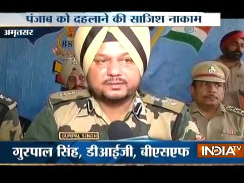Terror module busted in Amritsar, 2 terrorist arrested