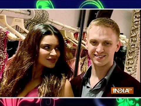 Aashka and Brent's wedding shopping looks so much fun