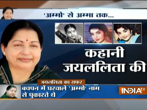 The story of most Popular Indian politician Tamil Nadu CM Jayaram Jayalalitha
