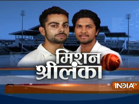 Cricket ki Baat: Dhawan's ton as India end day 1 at 329/6 in India vs Sri Lanka, 3rd Test