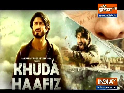Khuda Haafiz: Vidyut Jammwal, Shivaleeka Oberoi talk about their film