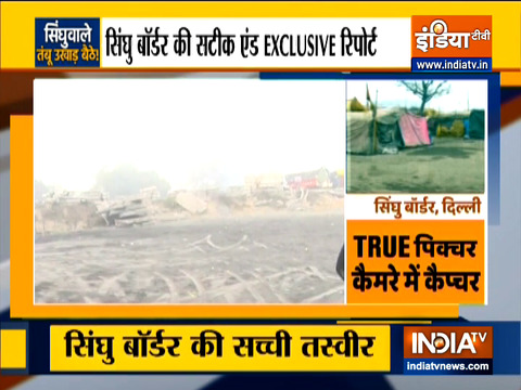 Kurukshetra: Watch Exclusive Ground report from the epicentre of farmers' protest 'Singhu border'