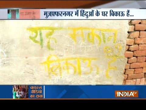 Aaj Ka Viral: The truth behind mass exodus of Hindus in Muzaffarnagar