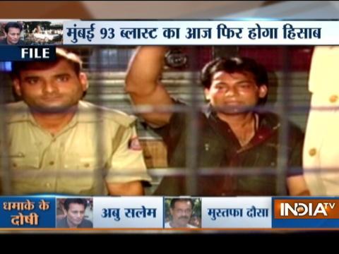 1993 Mumbai blasts: TADA court to announce quantum of sentence against Abu Salem, 4 others